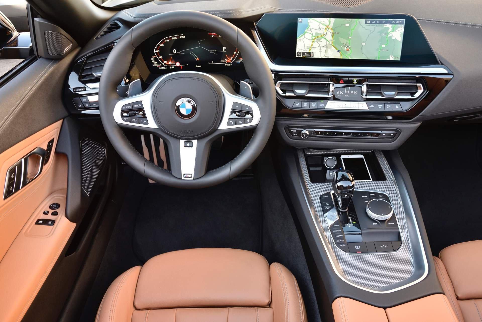 Foto de BMW Z4 M40i 2019 (67/84)