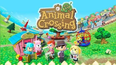 Nos vamos de visita turística en 'Animal Crossing: New Leaf'