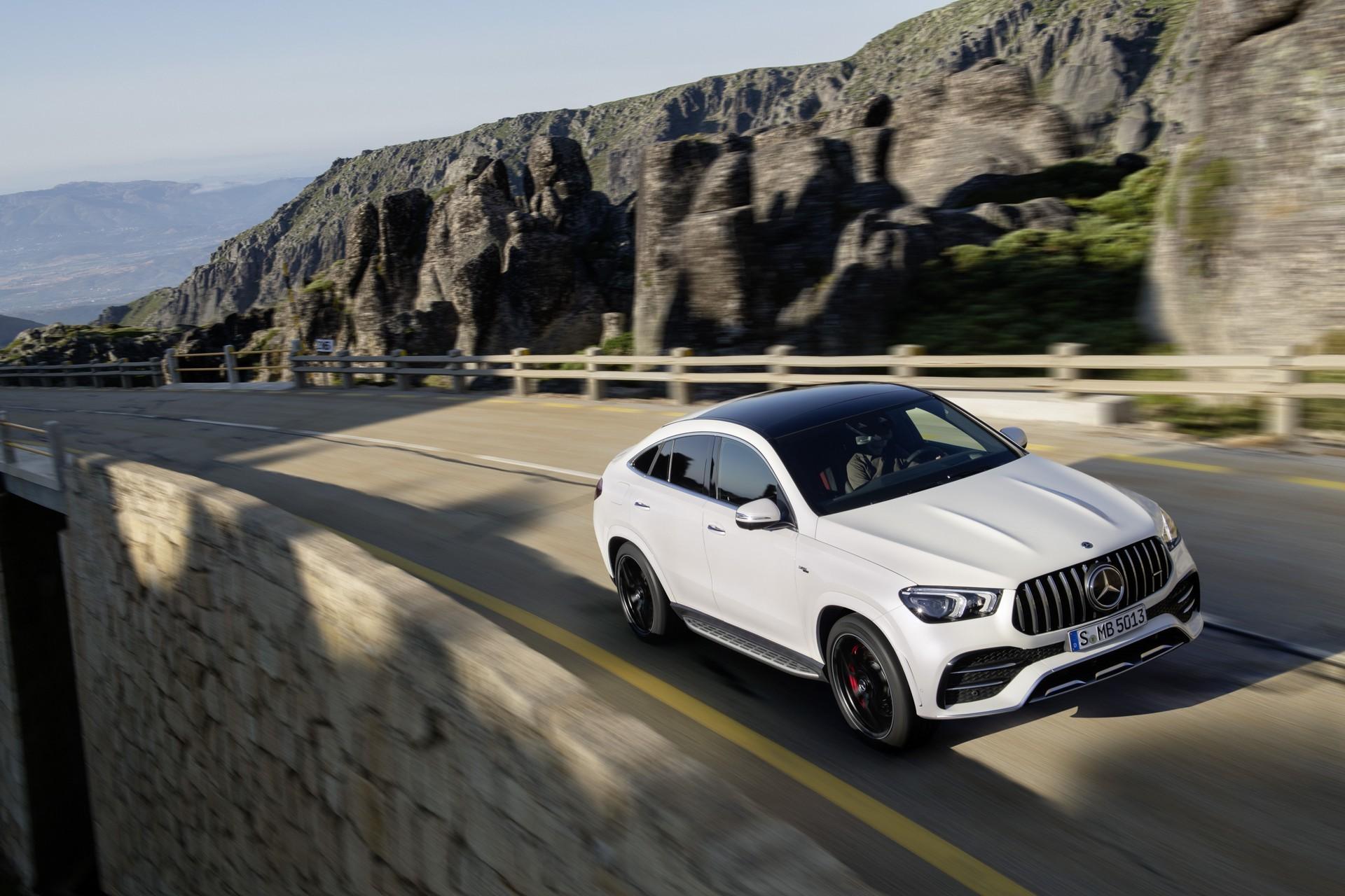 Foto de Mercedes-Benz GLE Coupé 2020 (35/52)