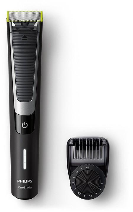 Oferta flash en la afeitadora Philips OneBlade Pro QP6510/30: hasta medianoche su precio será de 35,99 euros en Amazon
