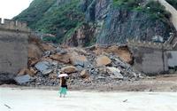 Se derrumba parte de la Muralla China por culpa de unos obreros