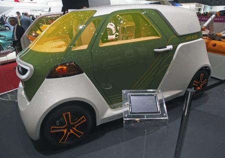 Akka Link & Go: una sala de estar sobre ruedas