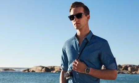Hugo Boss Ficha A Otro Bloguero Para Su Campana Ahora Marcel Floruss Nos Modela Gafas De Sol