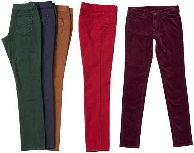 Primark color pantalón otoño