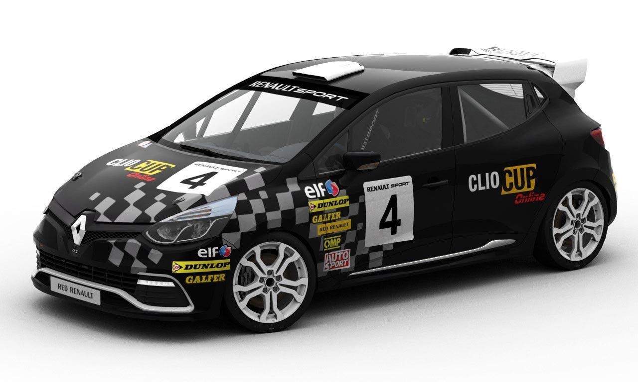Foto de Renault Clio Cup On Line (4/24)