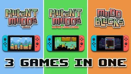 El recopilatorio Mutant Mudds Collection será lanzado este mes en Nintendo Switch