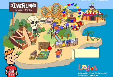 Un paseo por Diverland para aprender divirtiéndose