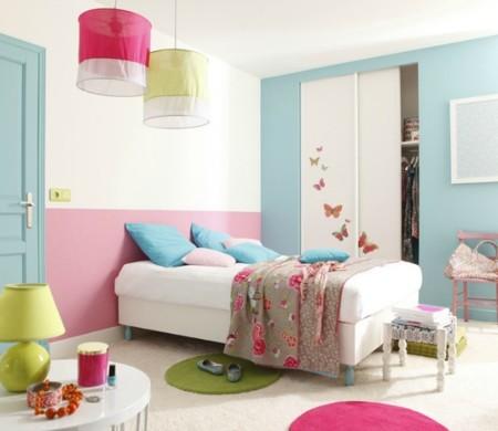 Aprovechas las vacaciones para pintar adel ntate a las for Colores de pintura interior de moda