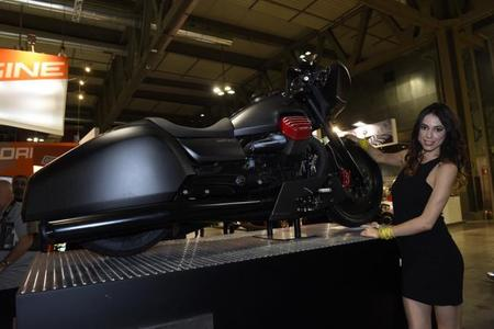 Moto Guzzi MGX-21 Bagger a la italiana
