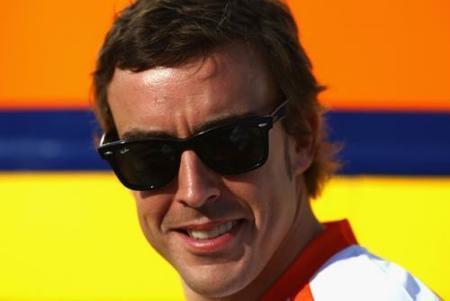 Fernando Alonso apunta el podio en el GP de Europa