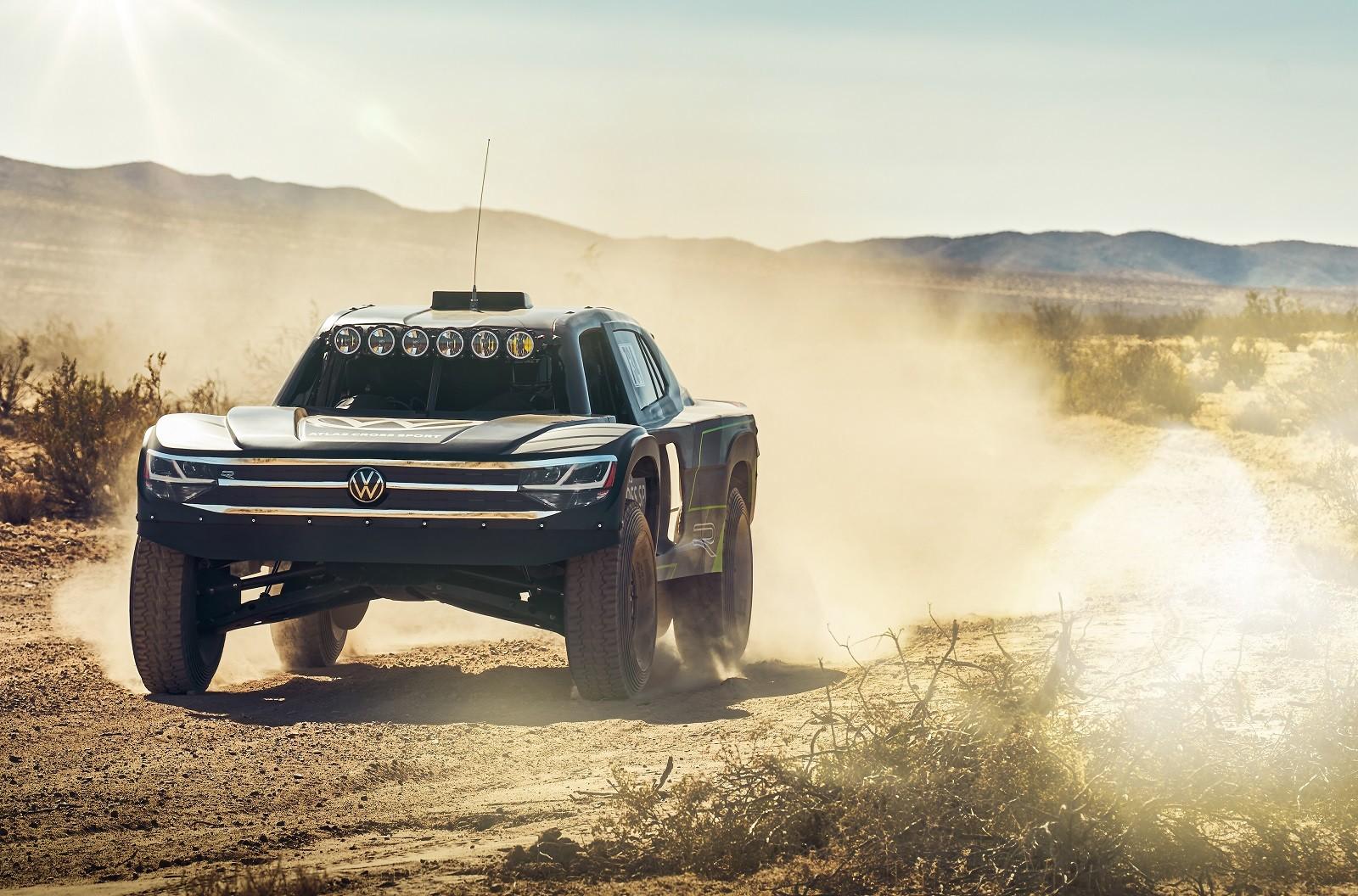 Foto de Volkswagen Atlas Cross Sport R (11/19)