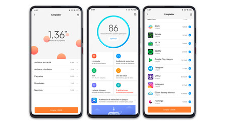 Xiaomi Mi 9t Pro Mantenimiento