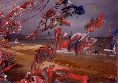 Gerhard Richter en Madrid