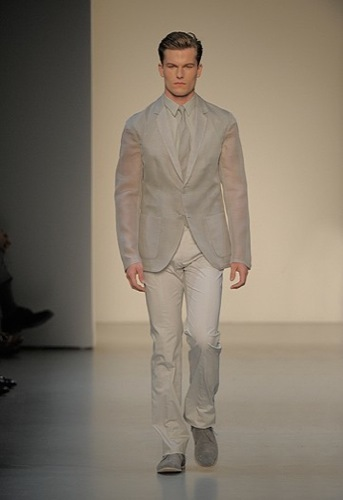 Calvin Klein, Primavera-Verano 2010 en la Semana de la Moda de Milán IV