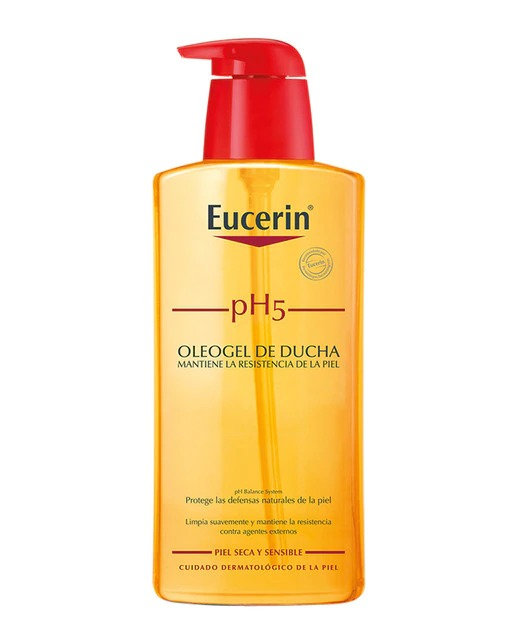 Oleogel de ducha pH5 400 ml Eucerin®
