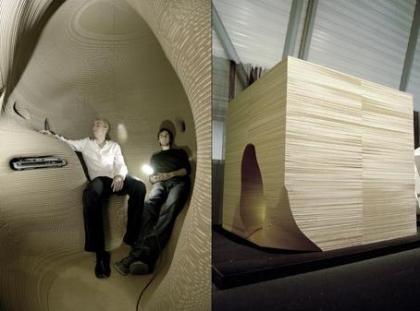 Cartón estructural