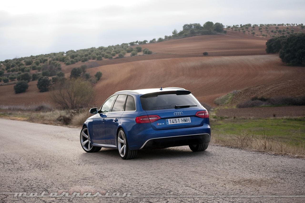 Foto de Audi RS4 Avant (prueba) (7/56)