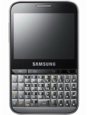 Samsung Galaxy Pro, el Android que quiso ser BlackBerry