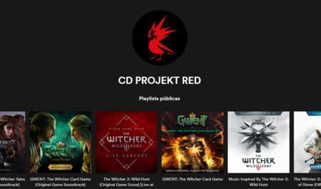 CD Projekt Red ha creado en Spotify ocho playlists exquisitas con todos los temas de The Witcher 3 y Gwent