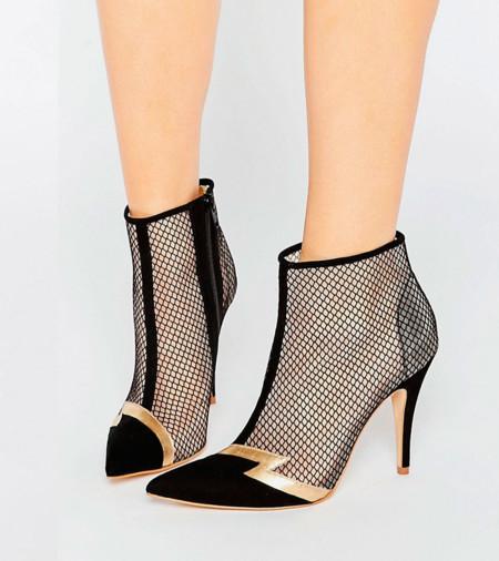 Asos nos sorprende con una colaboración rompedora: los zapatos de Terry de Havilland