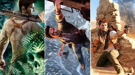 Videojuegos Uncharted