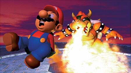 Pasarse Super Mario 64 con los ojos vendados es posible: este speedrunner lo logra tras conseguir 70 estrellas en tiempo récord