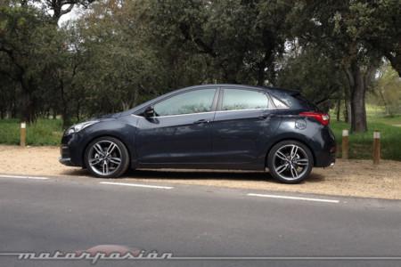 Hyundai I30 Turbo prueba