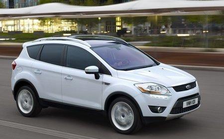 Ford y Toyota colaborarán para desarrollar un sistema híbrido para todocaminos