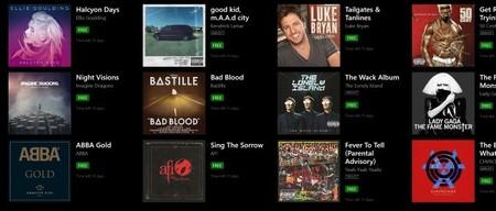 Cómo descargar los álbumes gratis de Microsoft Music Deals desde cualquier país, paso a paso