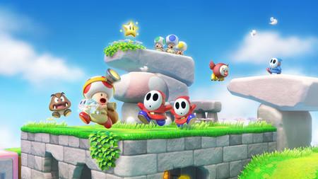 Nintendo pensó en Link para protagonizar originalmente Captain Toad: Treasure Tracker