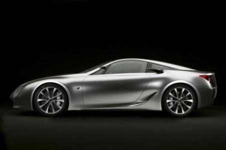 Lexus LF-A V10, por fín en el mercado de lujo
