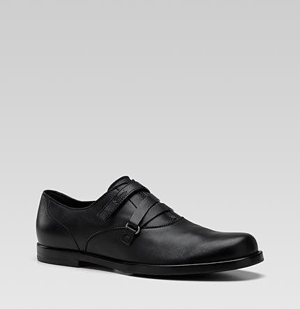 Zapatos Gucci de cordones