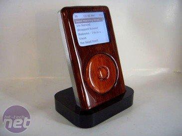 iPod de madera