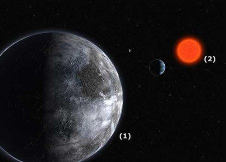 Astrónomos estadounidenses encuentran un planeta potencialmente habitable cerca de la Tierra
