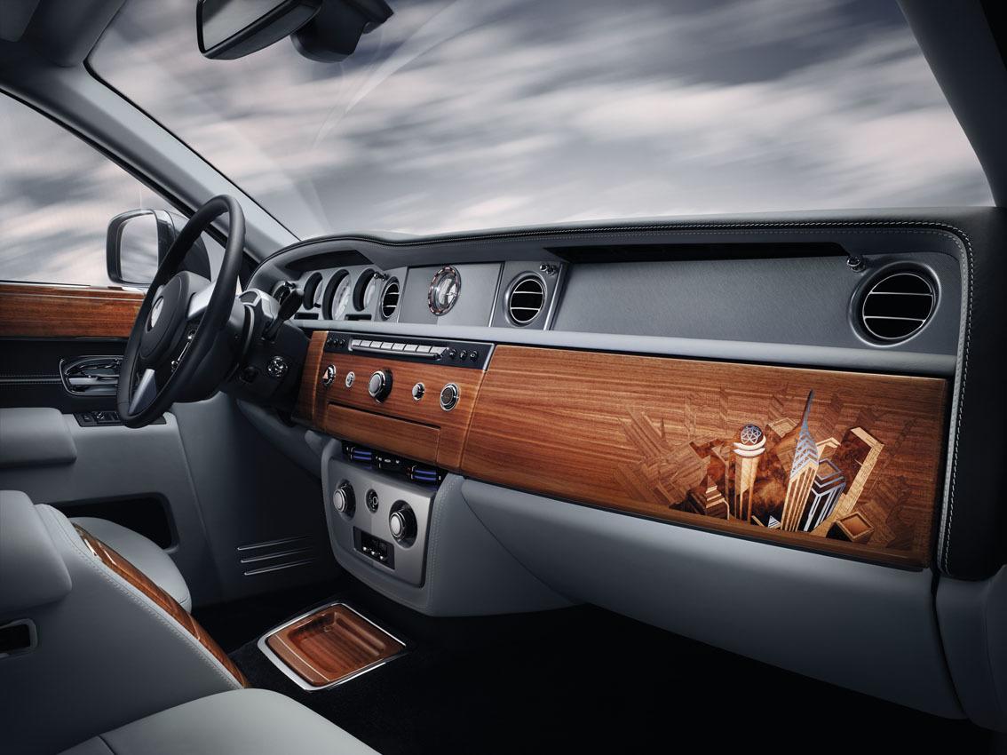Foto de Rolls-Royce Phantom Metropolitan Collection (12/17)