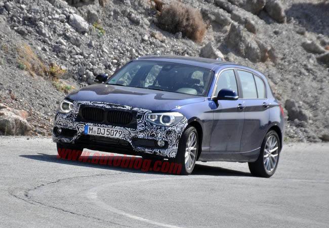 Foto de BMW Serie 1 Fotos espía (1/4)