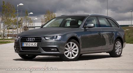 Audi A4 Avant 2.0 TDI, prueba (valoración y ficha técnica)