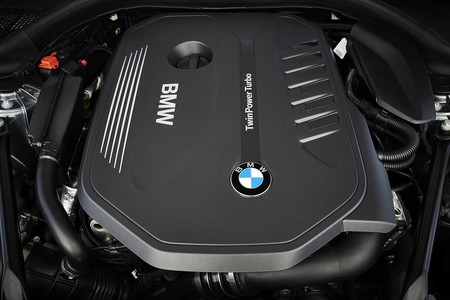 Motores BMW serie 5 2017