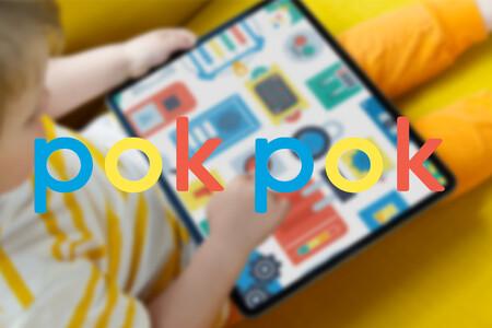 Pok Pok, la nueva app de los desarrolladores de Alto Odyssey llega para entretener y educar a los más pequeños de la casa