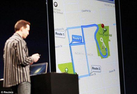 Los Mapas de Apple... O dicese de cuando echas de menos a Google (el nuevo antenagate)