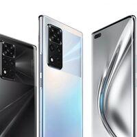 """Honor View40, el primer smartphone de la era post-Huawei: flagship """"económico"""" con pantalla OLED a 120 Hz y chipset MediaTek"""