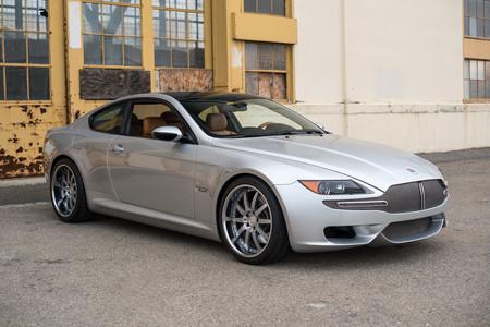 Alguien ha pagado 85.500 por el único Fisker Latigo, un unicornio que fue un BMW M6 en otra vida