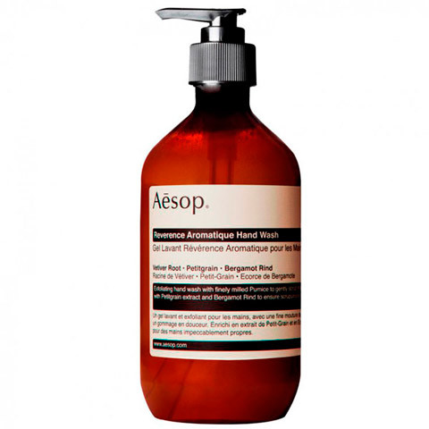 Regalo Disenookkkkkkkkkdomesticoshop Aesop Reverence Aromatique Hand Wash 500ml Pjabon De Manos Reverence Aromatique 500ml