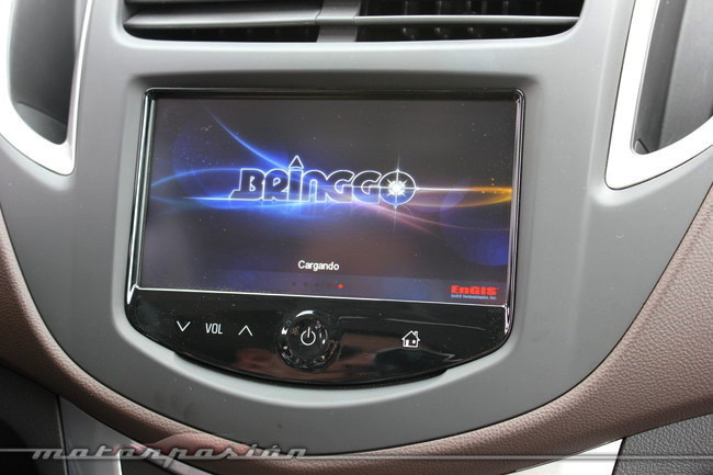 Navegador GPS Chevrolet Trax