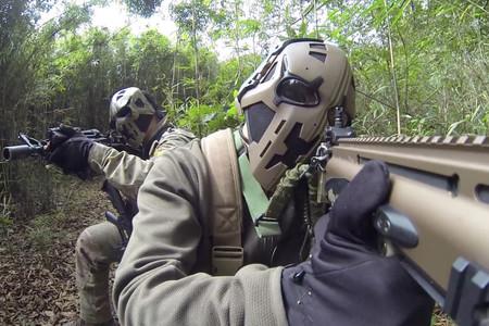 Este casco es capaz de detener balas de un Magnum 357, Bobba Fett estaría orgulloso
