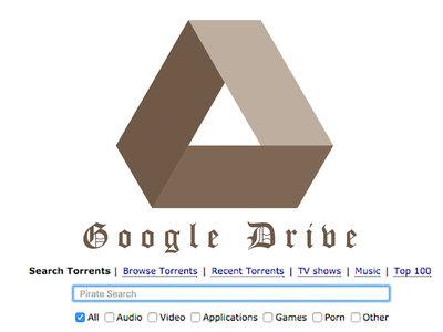 Tras la caza de webs de torrents, cada vez se distribuye más contenido con copyright vía Google Drive