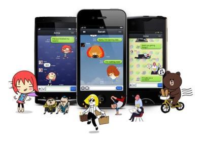 LINE se actualiza en Android e incluye, por fin, el idioma castellano