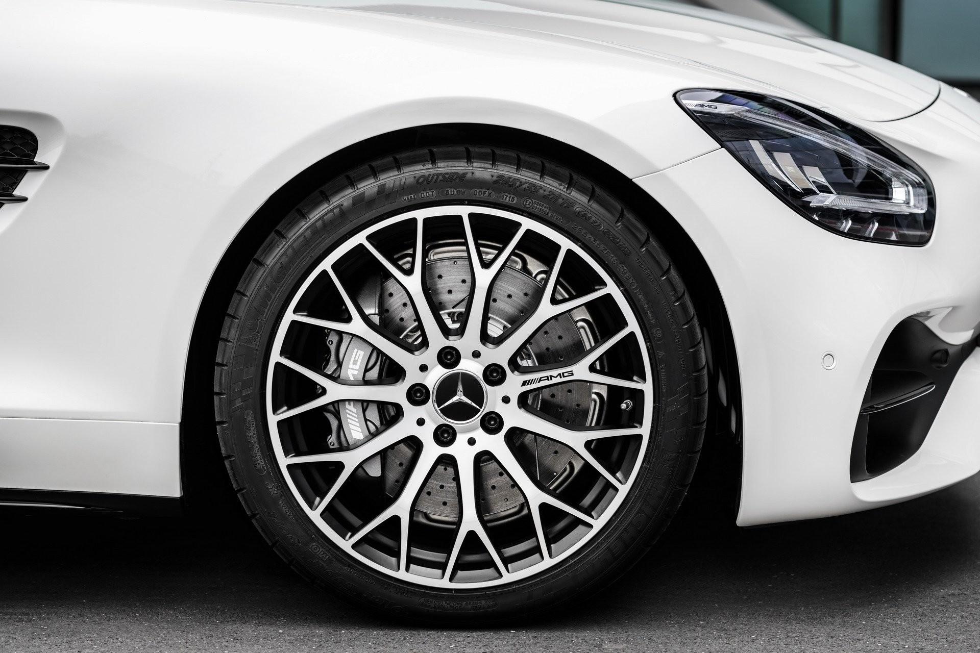 Foto de Mercedes-AMG GT 2020 (8/44)