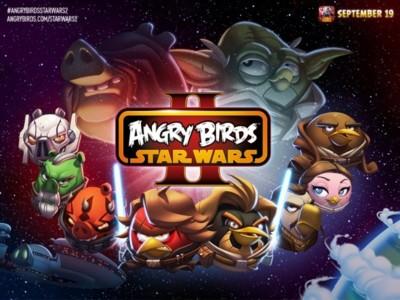 Rovio se atreve con complementos físicos anunciando Angry Birds Star Wars 2