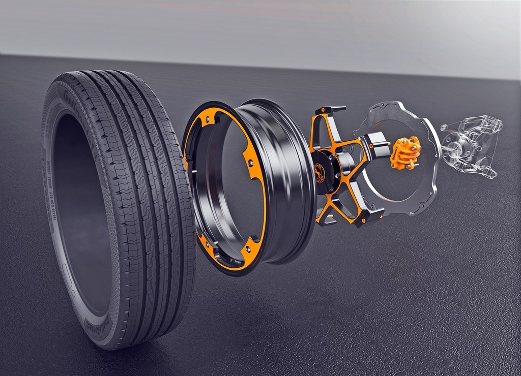 Continental New Wheel Electric 3